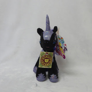 MLP Nightmare Moon Multi Pulti Plush with Brushable Hair