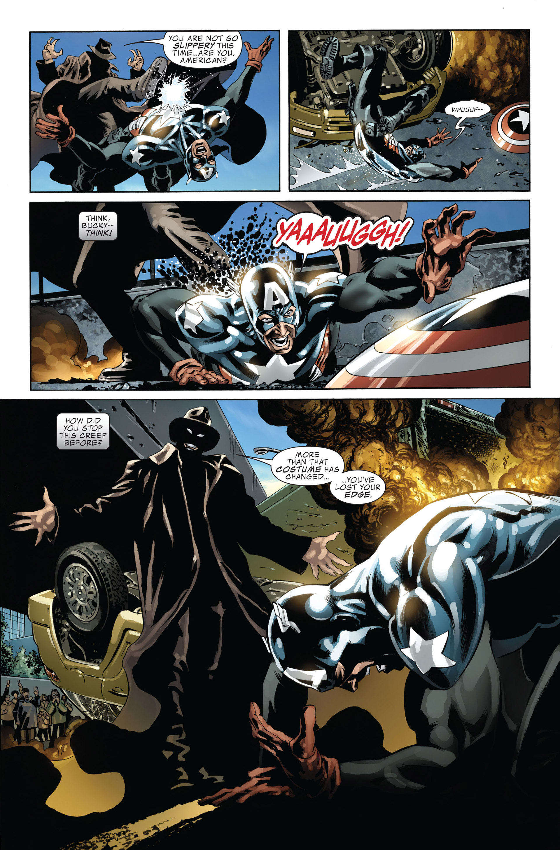 Read online Captain America (2005) comic -  Issue #45 - 9