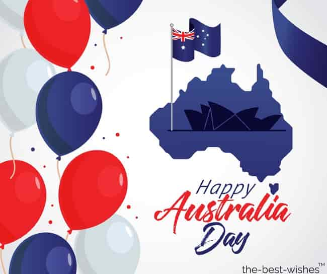 the best wishes for australia day