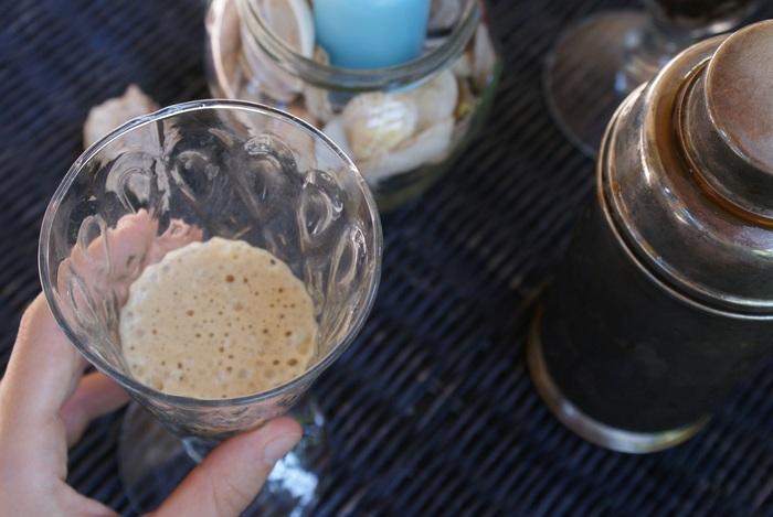 iced coffee caffè freddo