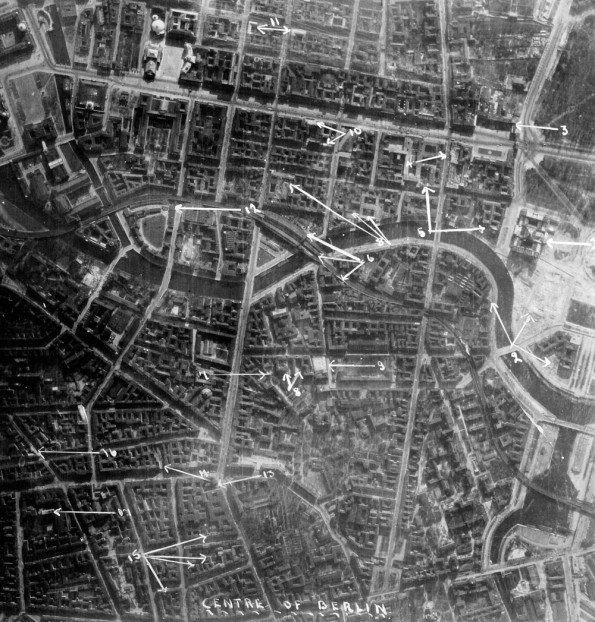 23 March 1941 worldwartwo.filminspector.com Berlin raid