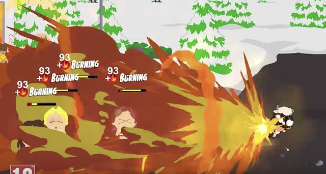Se anuncia concurso apestoso para aparecer en South Park: Retaguardia en Peligro