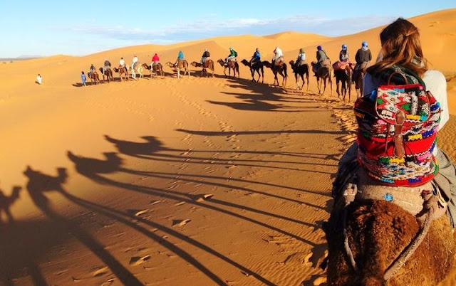 The Environmentally Friendly Landscape Of Morocco