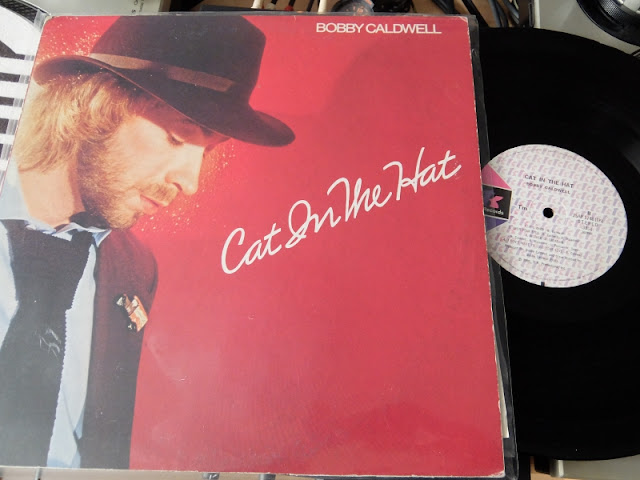 Cat In The Hat / Bobby Caldwellのレコードの写真です。