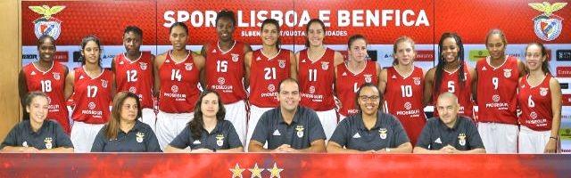 Benfica Basquetebol Feminino