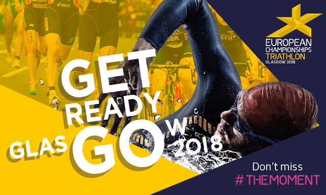 TRIATLÓN - Campeonato de Europa 2018 (Glasgow, Escocia)