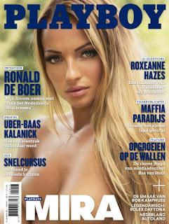 Playboy Netherlands – September 2017