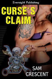 Curse's claim (Chaos Bleeds book #3) by Sam Crescent