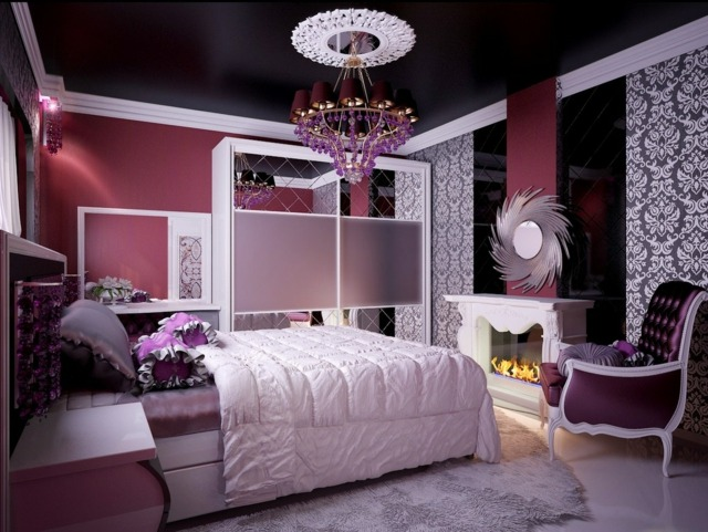 A teen room combining styles. Vintage and contemporary combine to an amazing result!