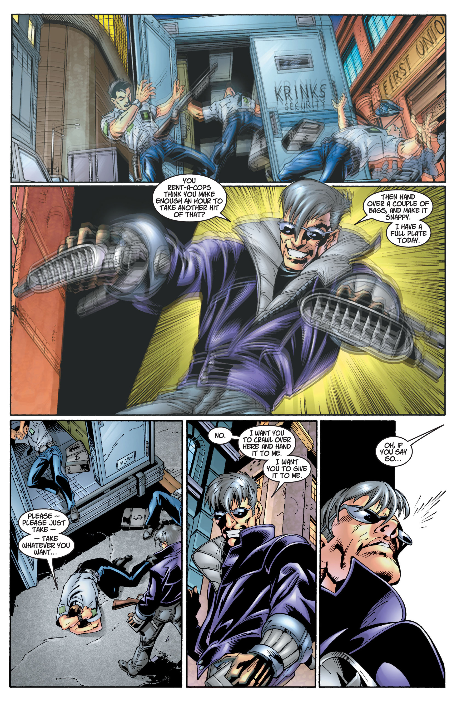 Read online Ultimate Spider-Man (2000) comic -  Issue #8 - 3