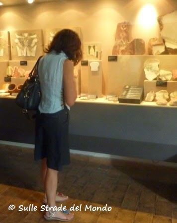 Il museo Villa dei Quintili