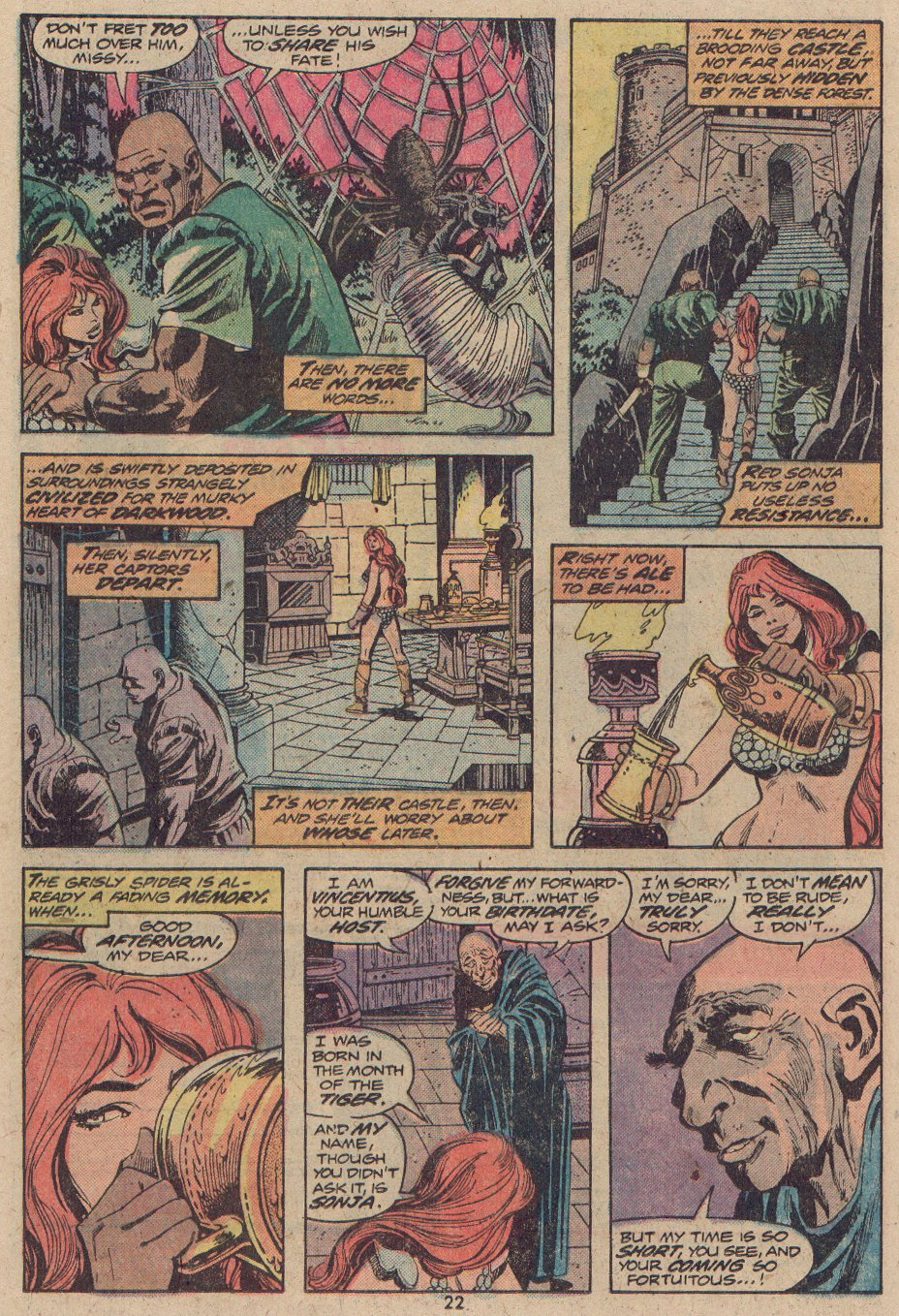 Conan the Barbarian (1970) 48 Page 13