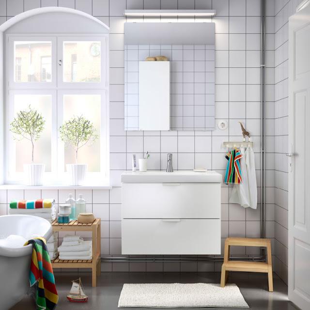 Harga Desain Kamar Mandi Di IKEA