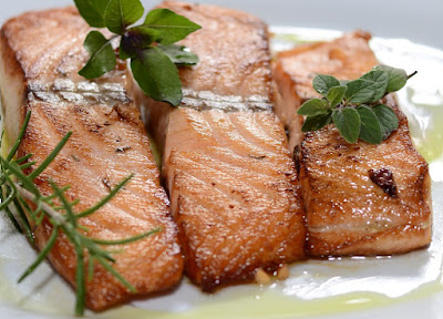 seared-salmon-foods-boost-immunity-quickly
