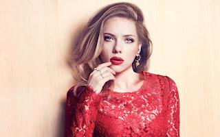 Hottest women celebrities Scarlett Johansson