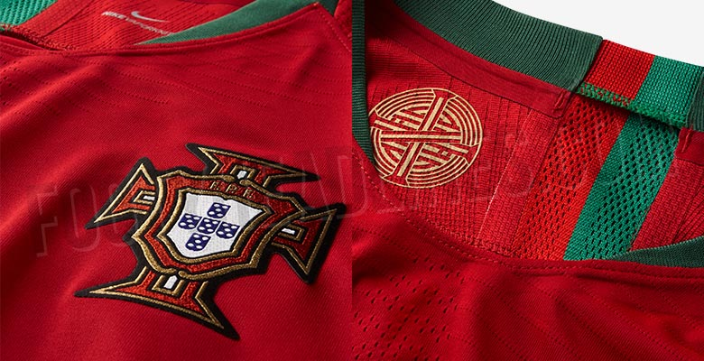 Portugal 2018 World Cup Home Kit Leaked  84360f266