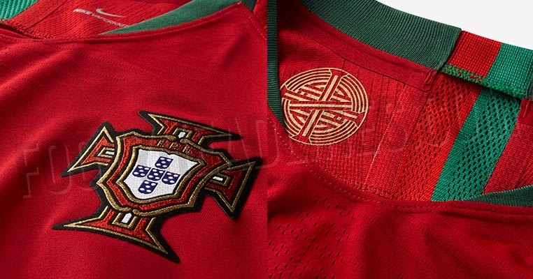 8cf8ff583 Portugal 2018 World Cup Home Kit Leaked