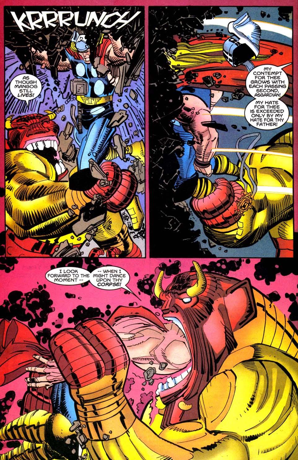 Thor (1998) Issue #22 #23 - English 18
