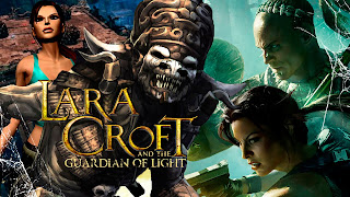 concurs Lara Croft and the Guardian of Light