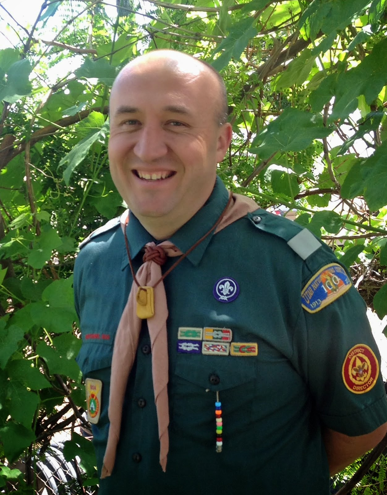 Consider, adult boy scout leader position agree with