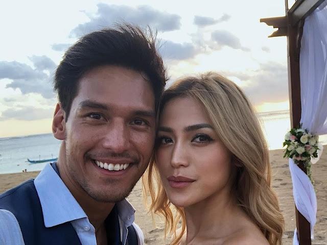 Ramai #july2019, Jessica Iskandar Bakal Menikah dengan Richard Kyle?