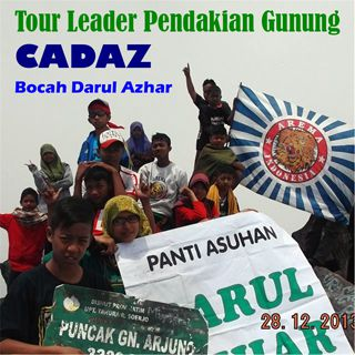 Tour Leader Pendaki Gunung Profesional Gunung Arjuno