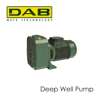 DAB Pompa Air Deep Well 102 M