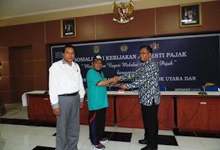 KPP Pratama Mataram Timur Gelar Sosialisasi Tax Amnesty