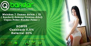 Strategi Menang Bermain Judi Bandar Poker Online QBandars.net - www.Sakong2018.com