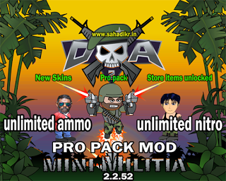 Latest Pc And Android Games Doodle Army 2 Mini Militia Unlimited