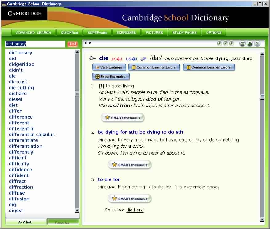10 best free offline dictionary software for your pc.