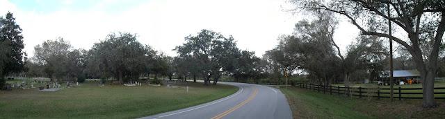 County Road 760 en DeSoto County