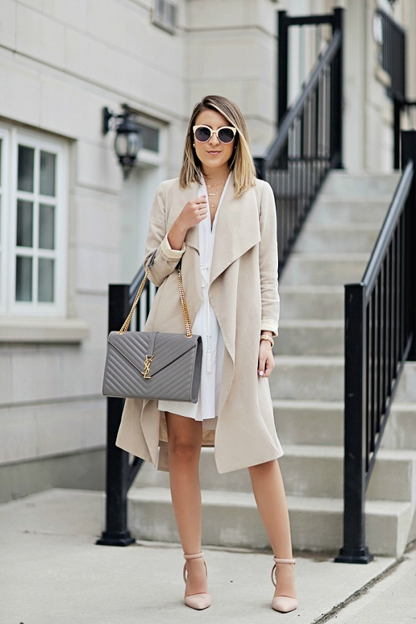 beige, color, chic, outfit, The Chic Way, blog, blogger, fashion, moda, style, stile, fashion blogger, style blogger, style editor, fashion editor, Serena Minetto