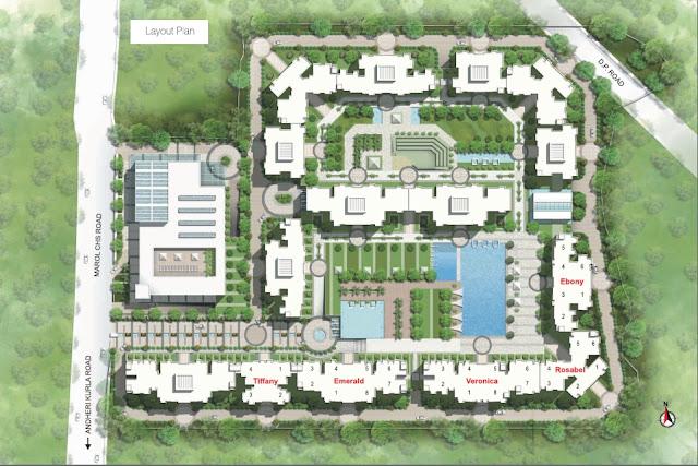 Mahindra Kandivali Master Plan