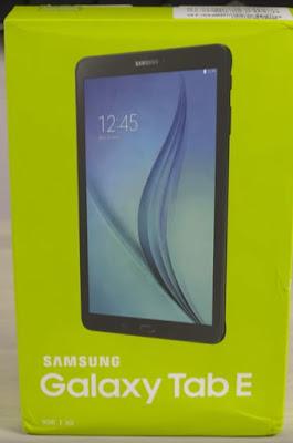 Harga Samsung Galaxy Tab E 8 Terbaru 2016