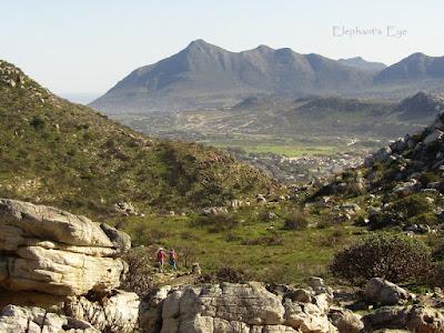 Elsies Peak to Chapman's Peak