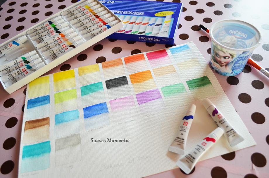 aquarela sakura 24 cores