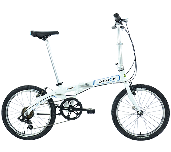 Dahon Vybe D7 Wit