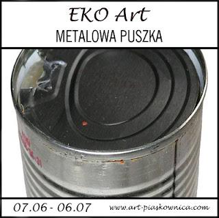 """Wyzwanie """"Eko-Art"""" w Art-Piaskownicy"""