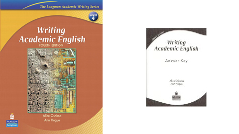 Ebook Writing Academic English