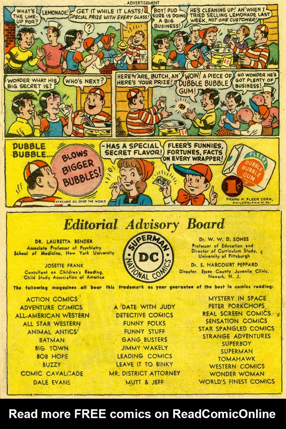 Strange Adventures (1950) issue 13 - Page 24