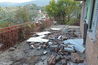 Όμηροι σεισμοπαθείς και πυρόπληκτοι στην Δυτική Ελλάδα