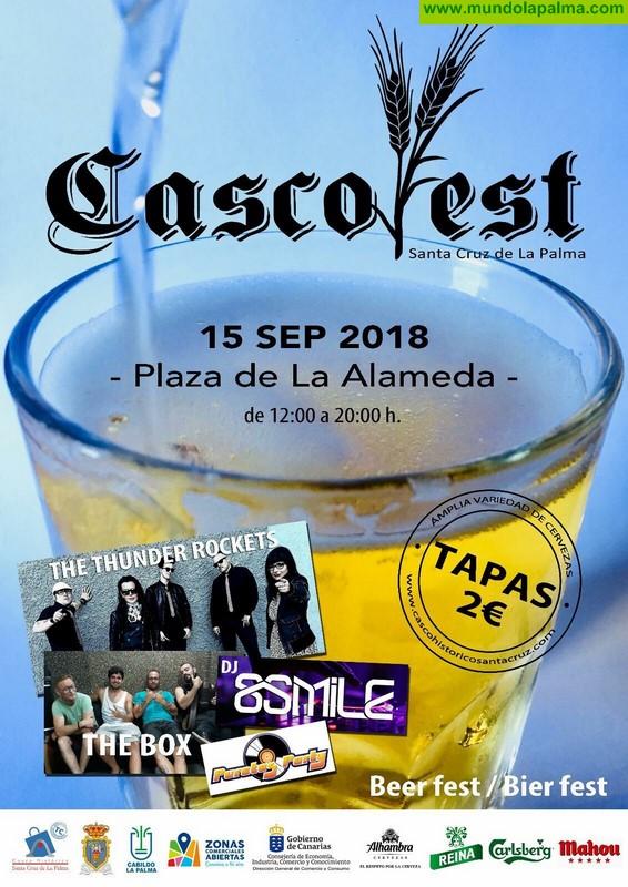 Habrá cerveza sin gluten el sábado en el CascoFest 2018