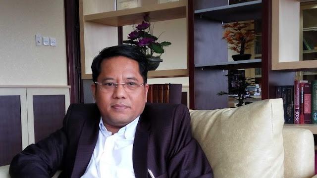 Dirjen Pendidikan Islam Prof. Dr. Phil. Kamaruddin Amin, MA