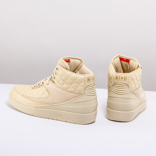 Padded parts Air Jordan 2 confort