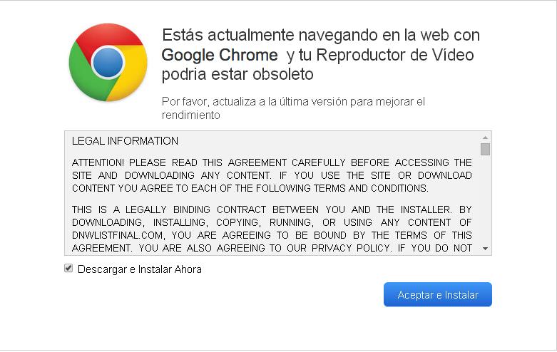 Descargar e instalar el virus - MasFB