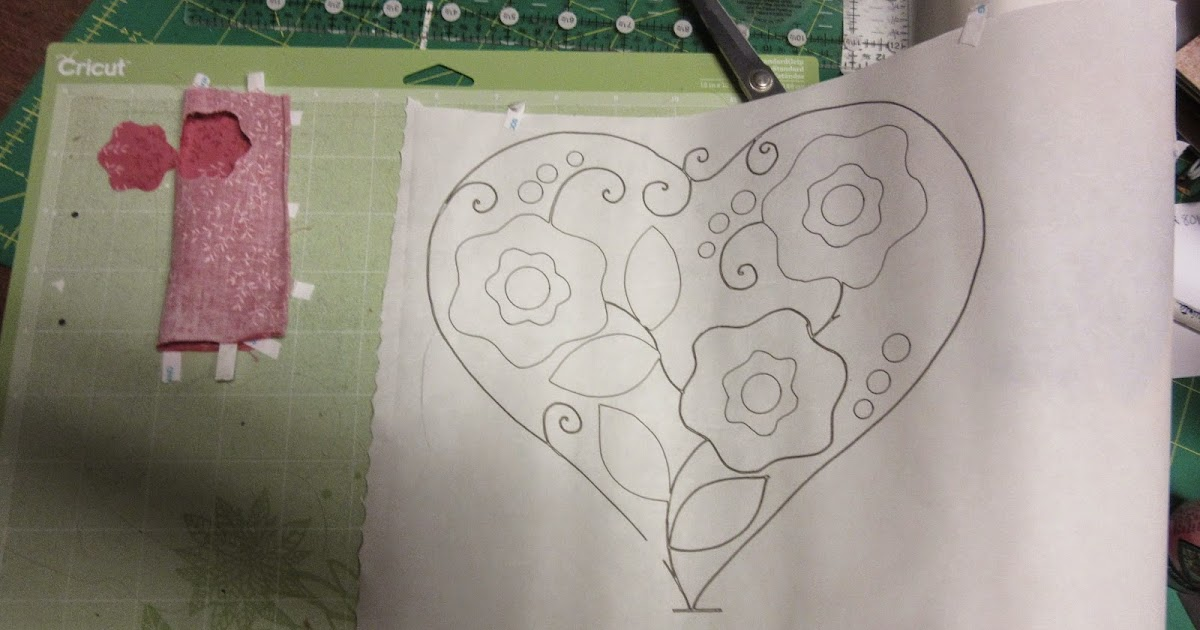 Quilted With Love Fabric Test Cut And Draw With The