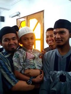 "musa alhafidz ""bocah cilik harumkan nama indonesia"""