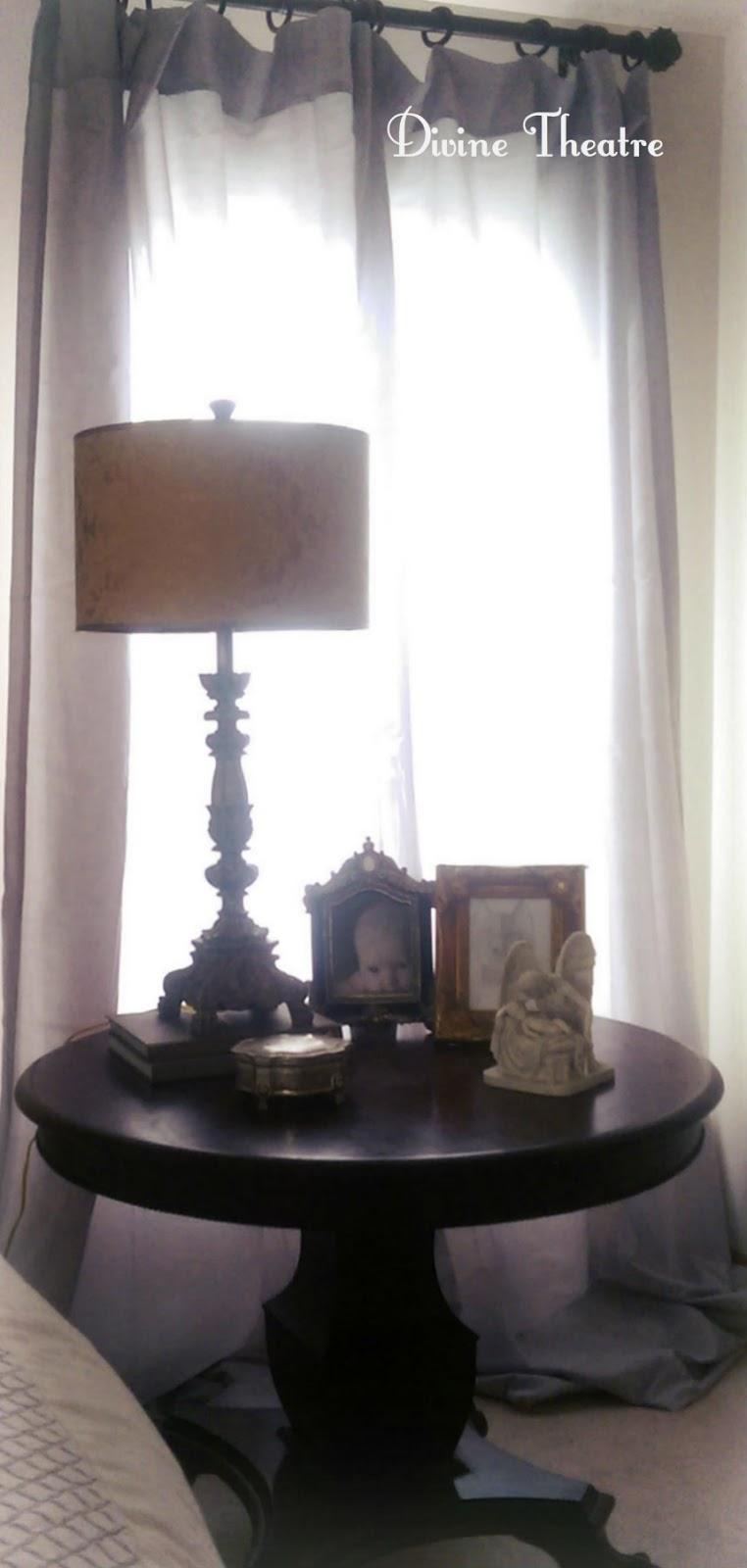 Craigslist Bedside Table Lamp