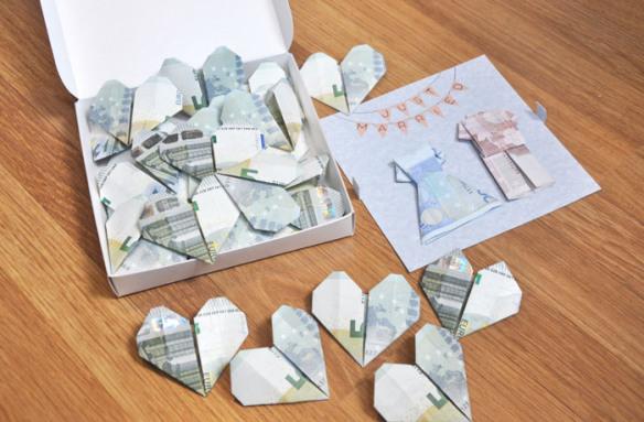Bodas cucas ideas originales para regalar dinero a los novios - Regalo de bodas originales ...